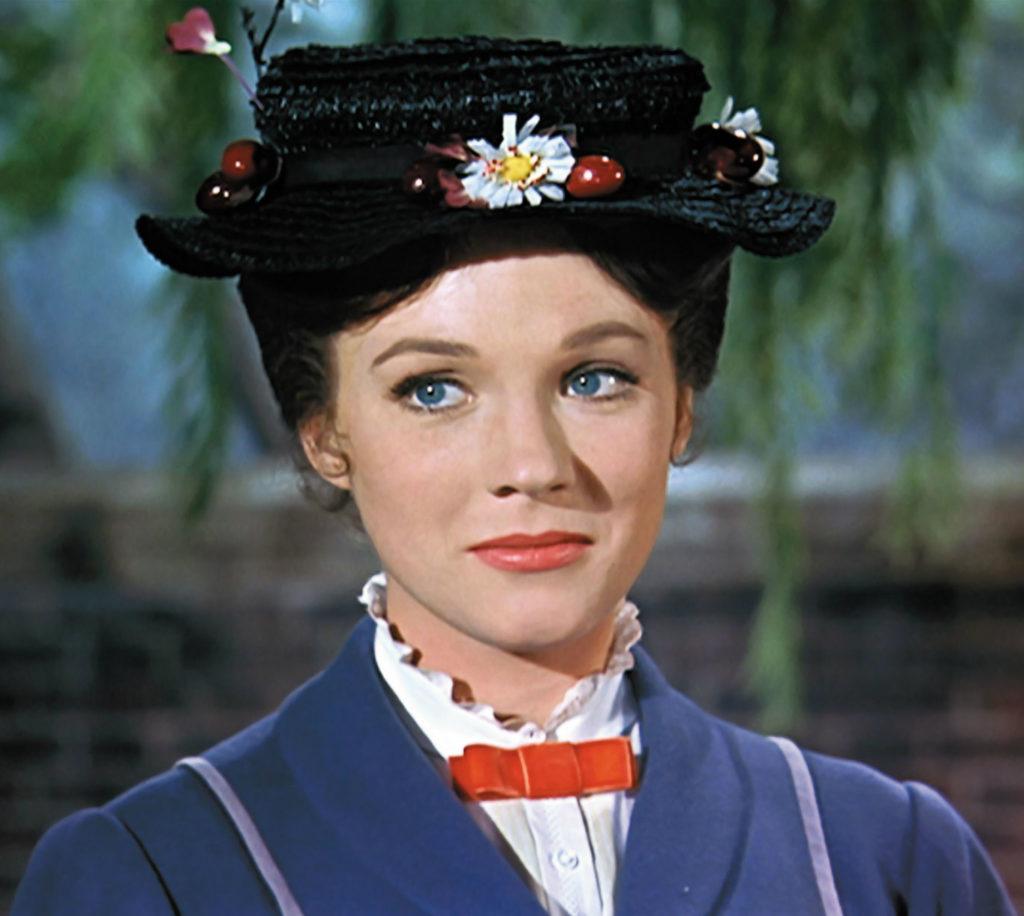 Mary Poppins, experta en crecimiento o desarrollo personal.